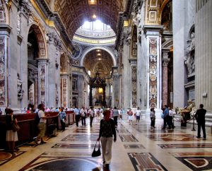 City Itinerary: How to travel well in the Vatican